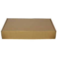 One Piece Wine Postage Box 9132A - with optional insert (insert sold separately)