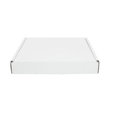 One Piece Postage Box 9464 - Kraft White (Previously 700-9479) (White Inside)