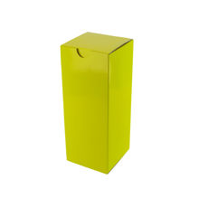 Candle Box 80/200 - Premium Gloss Yellow