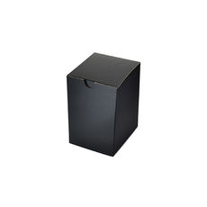 Candle Box 55/80 - Premium Matt Black (White Inside)