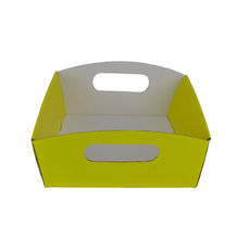 Small Hamper Tray - Premium Gloss Yellow