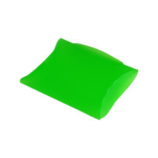 Transparent Pillow Pack - 70mm - Frosted Midori Light Green