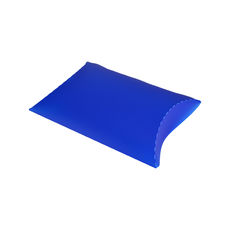 Transparent Pillow Pack - 195mm - Frosted Blue