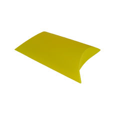 Transparent Pillow Pack - 302mm - Frosted Yellow
