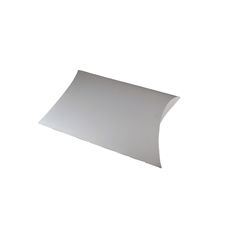 Transparent Pillow Pack - 302mm - Solid White