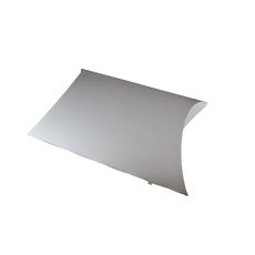 Transparent Pillow Pack - 335mm - Solid White