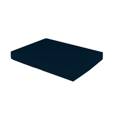 C6 Invitation Box- Gloss Navy Blue (Min Order of 100 units) (White Inside)