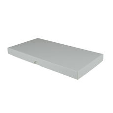 DL Invitation Box - Smooth White Paperboard (285gsm) (Base & Lid)