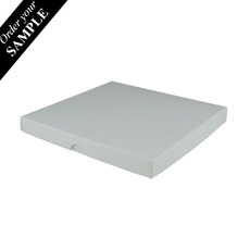 SAMPLE - Square Invitation Box- Smooth White
