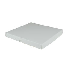 Square Invitation Box- Gloss White