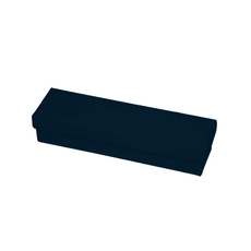 Slim Line Pen Gift Box - Gloss Navy Blue