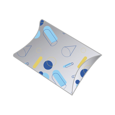 FULL COLOUR PRINTED Premium Pillow Pack Tiny - Smooth White (CMKY Printed)