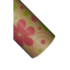 Wrapping Paper - Hibiscus Flower 500 x 50metres