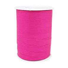 Matt Curling Ribbon - Cerise (10mm x 250metres)