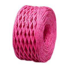 Hot Pink Paper Twine 2mm x 100 metres