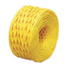 Yellow Paper Twine 2mm x 100 metres