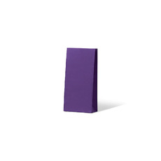 Carnival Gift Bag Small No Handles - Purple 500PK